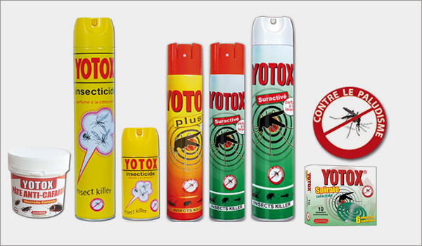 Insecticides Yotox